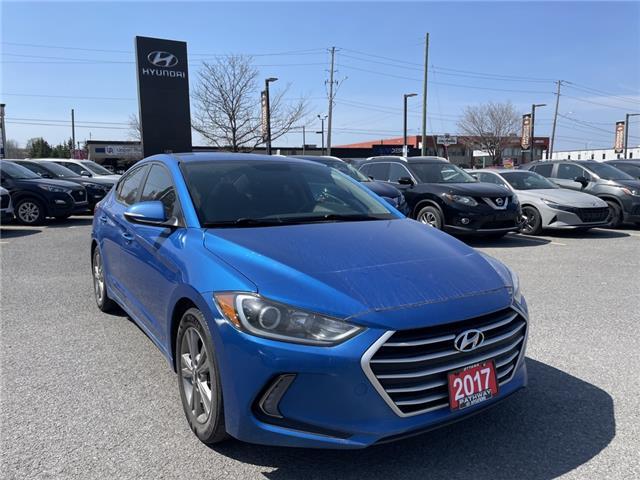 2017 Hyundai Elantra GL (Stk: P3604) in Ottawa - Image 1 of 23