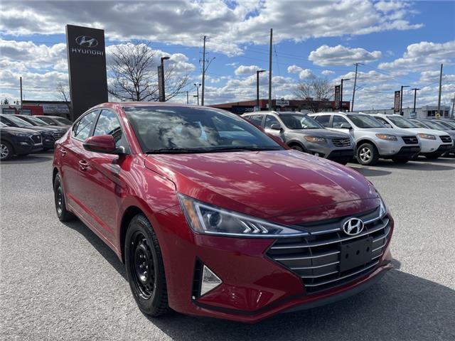 2020 Hyundai Elantra Preferred (Stk: R06282) in Ottawa - Image 1 of 23