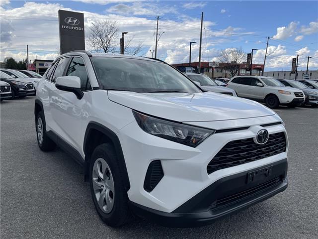 2020 Toyota RAV4 LE (Stk: X1546) in Ottawa - Image 1 of 22