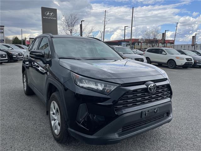 2020 Toyota RAV4 LE (Stk: X1547) in Ottawa - Image 1 of 22