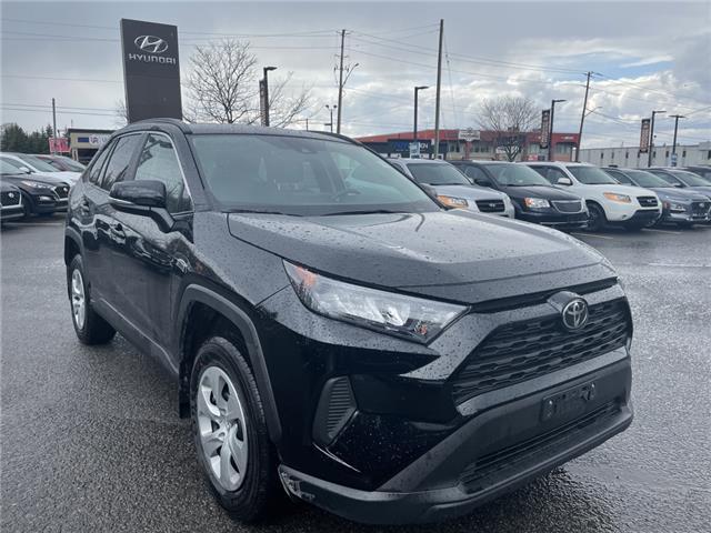 2020 Toyota RAV4 LE (Stk: X1543) in Ottawa - Image 1 of 22