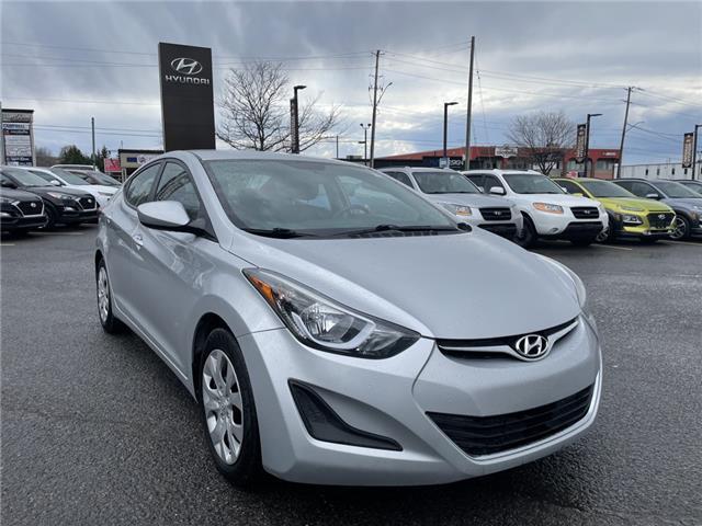 2014 Hyundai Elantra GL (Stk: P3712) in Ottawa - Image 1 of 22