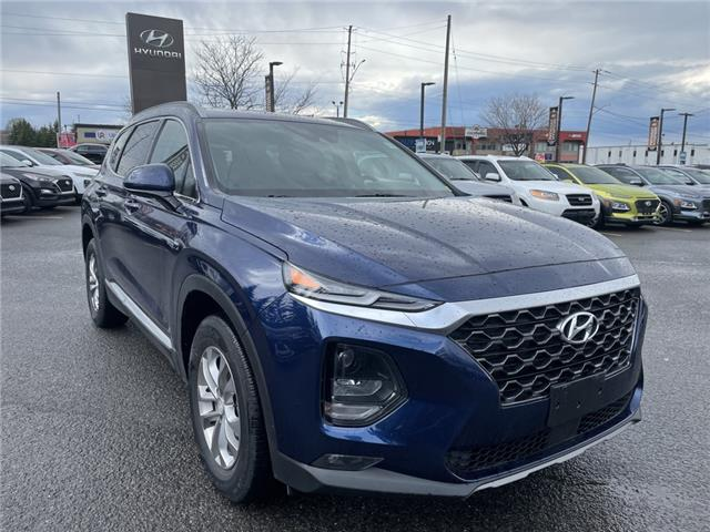 2020 Hyundai Santa Fe Essential 2.4  w/Safety Package (Stk: X1540) in Ottawa - Image 1 of 23