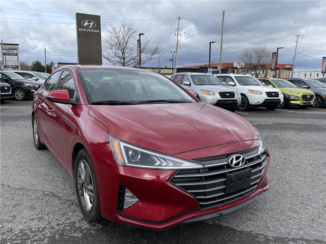 2020 Hyundai Elantra Luxury (Stk: X1537) in Ottawa - Image 1 of 23