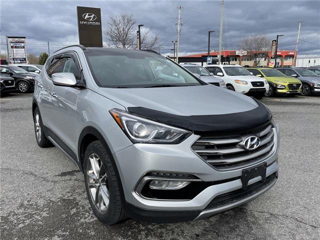 2017 Hyundai Santa Fe Sport 2.0T SE (Stk: R10754A) in Ottawa - Image 1 of 22