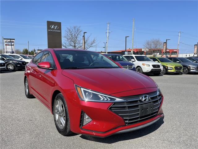 2020 Hyundai Elantra Luxury (Stk: X1549) in Ottawa - Image 1 of 23