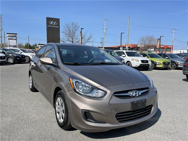 2012 Hyundai Accent GL (Stk: R10908A) in Ottawa - Image 1 of 22