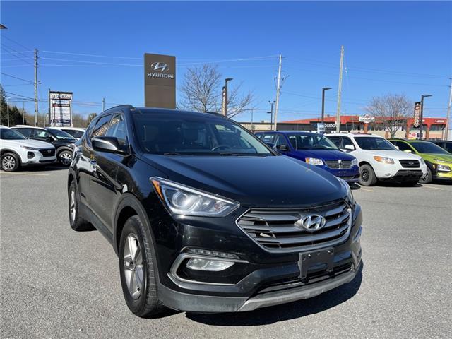 2018 Hyundai Santa Fe Sport 2.4 Luxury (Stk: X1531B) in Ottawa - Image 1 of 22