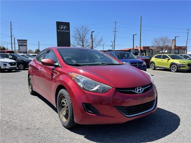 2013 Hyundai Elantra GL (Stk: R10776A) in Ottawa - Image 1 of 22