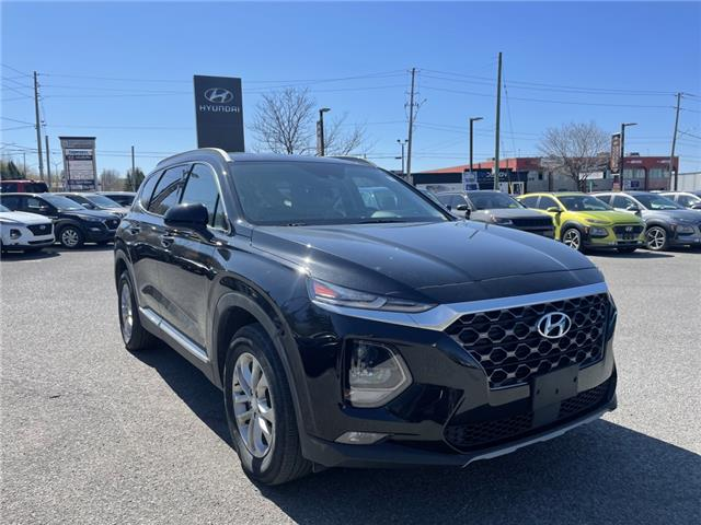 2020 Hyundai Santa Fe Essential 2.4  w/Safety Package (Stk: X1551) in Ottawa - Image 1 of 23