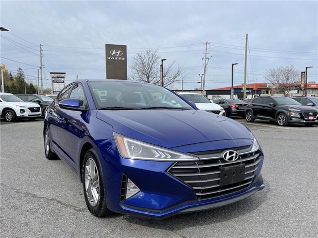 2020 Hyundai Elantra Luxury (Stk: P3718) in Ottawa - Image 1 of 23