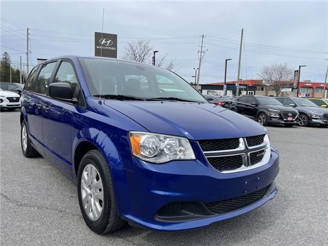 2019 Dodge Grand Caravan CVP/SXT (Stk: P3722) in Ottawa - Image 1 of 20