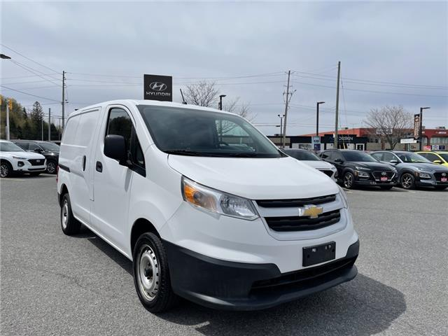 2017 Chevrolet City Express 1LT (Stk: P3730) in Ottawa - Image 1 of 20