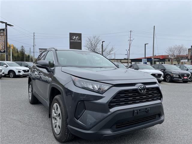 2020 Toyota RAV4 LE (Stk: X1548) in Ottawa - Image 1 of 22