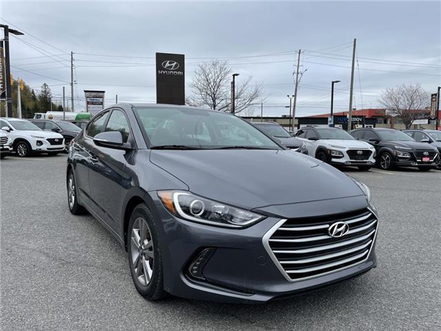 2017 Hyundai Elantra GL (Stk: P3734) in Ottawa - Image 1 of 23