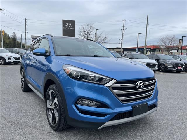 2017 Hyundai Tucson SE (Stk: P3736) in Ottawa - Image 1 of 23