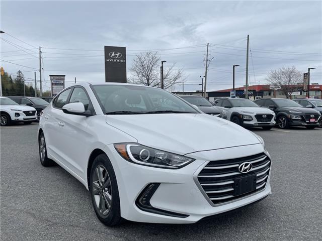 2018 Hyundai Elantra GL (Stk: P3731) in Ottawa - Image 1 of 23