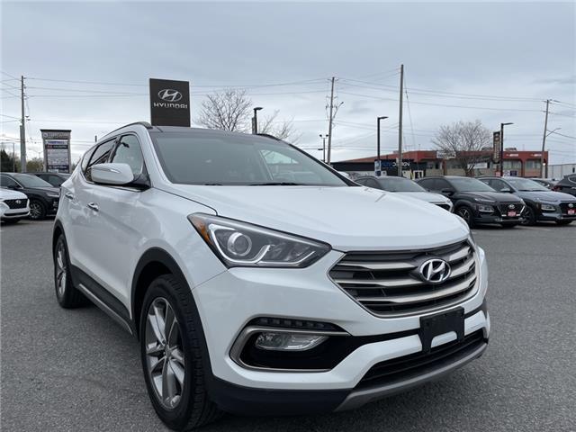 2017 Hyundai Santa Fe Sport 2.0T SE (Stk: R20093A) in Ottawa - Image 1 of 23