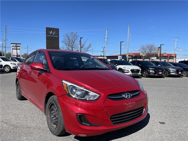2016 Hyundai Accent GL (Stk: R05947A) in Ottawa - Image 1 of 22