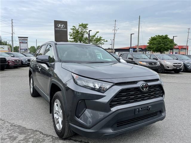 2019 Toyota RAV4 LE (Stk: P3749) in Ottawa - Image 1 of 21