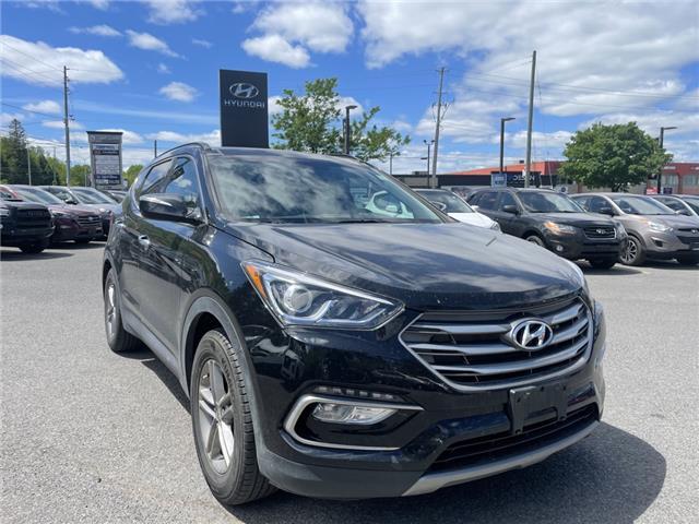 2017 Hyundai Santa Fe Sport 2.4 SE (Stk: R11173A) in Ottawa - Image 1 of 23