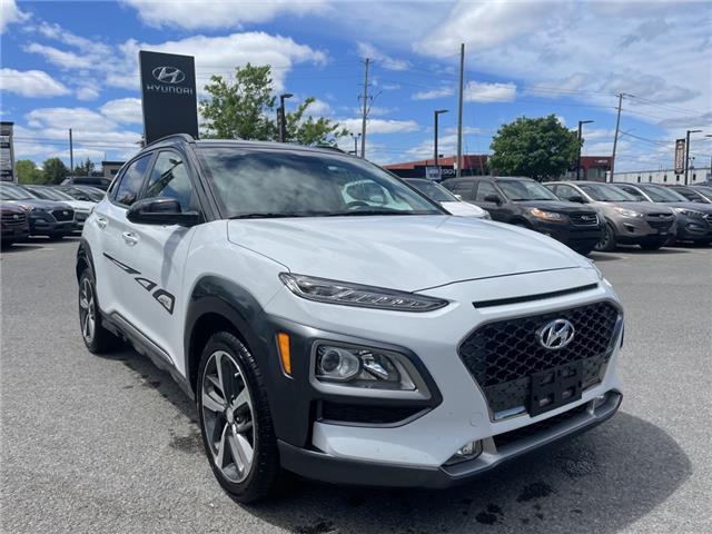 2018 Hyundai Kona 1.6T Trend (Stk: P3755) in Ottawa - Image 1 of 23