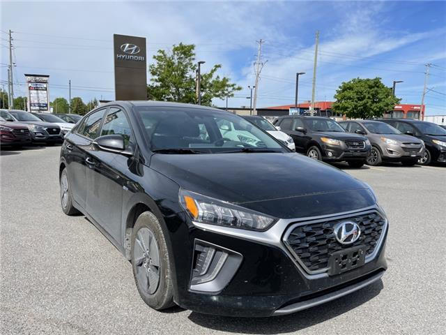 2020 Hyundai Ioniq Hybrid Preferred (Stk: R10839A) in Ottawa - Image 1 of 23