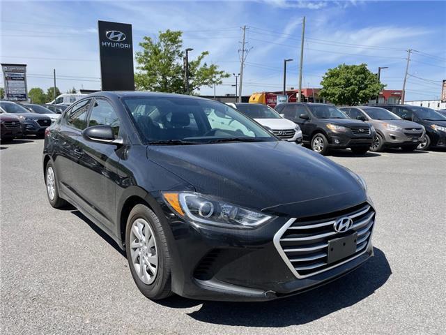 2018 Hyundai Elantra LE (Stk: P3757) in Ottawa - Image 1 of 22