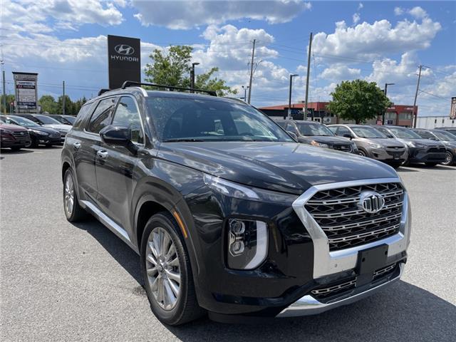 2020 Hyundai Palisade Ultimate 7 Passenger (Stk: P3756) in Ottawa - Image 1 of 11