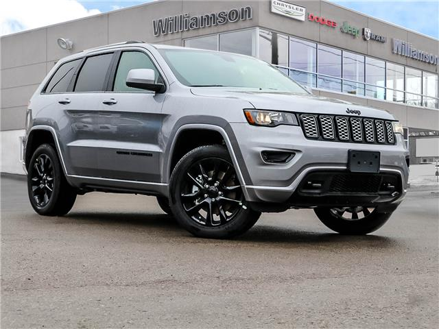 2021 Jeep Grand Cherokee Laredo (Stk: 112-21) in Lindsay - Image 1 of 26