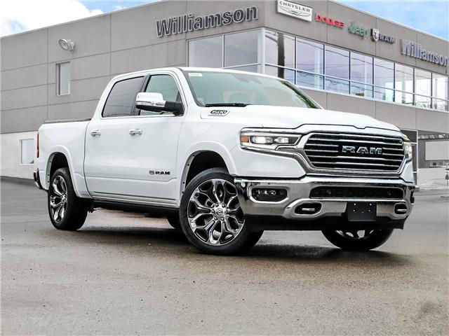 2021 RAM 1500 Limited Longhorn (Stk: 109-21) in Lindsay - Image 1 of 30