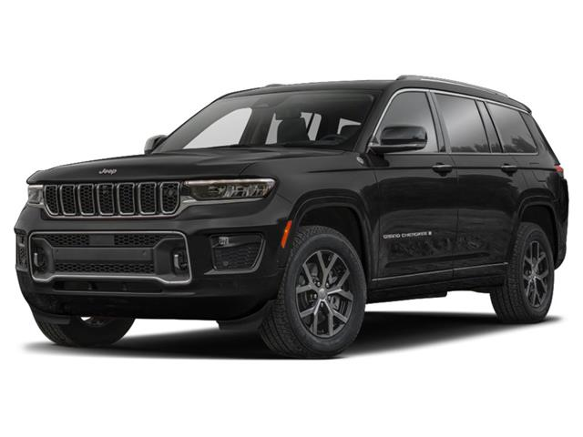 2021 Jeep Grand Cherokee L Limited (Stk: ) in Lindsay - Image 1 of 2