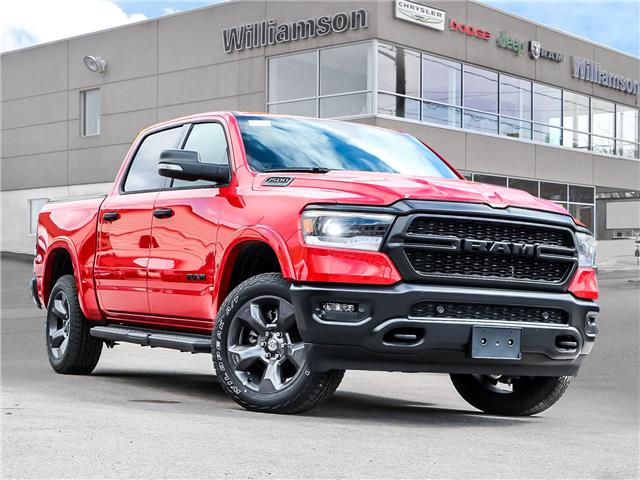 2021 RAM 1500 Big Horn (Stk: 103-21) in Lindsay - Image 1 of 27