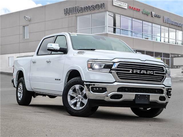 2021 RAM 1500 Laramie (Stk: 113-21) in Lindsay - Image 1 of 26