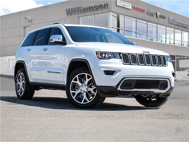 2021 Jeep Grand Cherokee Limited (Stk: 119-21) in Lindsay - Image 1 of 29