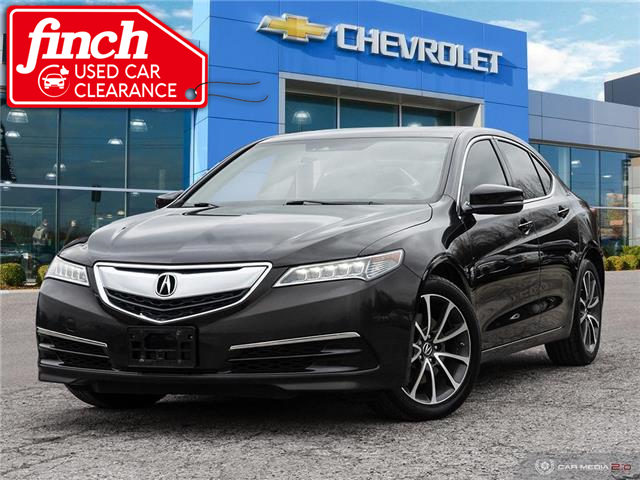 2015 Acura TLX V6 Tech (Stk: 152691) in London - Image 1 of 29