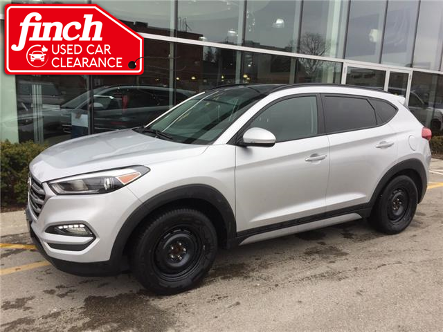 Used 2017 Hyundai Tucson  FWD - London - Finch Chevrolet