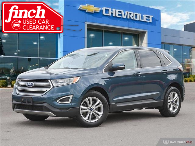 2016 Ford Edge SEL (Stk: 154582) in London - Image 1 of 26