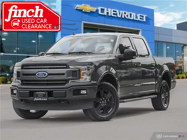 2020 Ford F-150 XLT (Stk: 154619) in London - Image 1 of 28