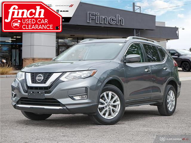 2018 Nissan Rogue SV (Stk: 101786) in London - Image 1 of 27