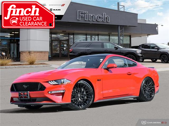 2019 Ford Mustang GT (Stk: 102558) in London - Image 1 of 27