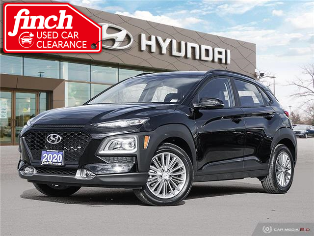 2020 Hyundai Kona 2.0L Preferred (Stk: 97535) in London - Image 1 of 27