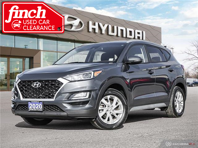 2020 Hyundai Tucson Preferred (Stk: 97545) in London - Image 1 of 27