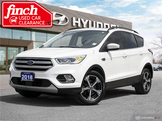 2018 Ford Escape SEL (Stk: 82986) in London - Image 1 of 27