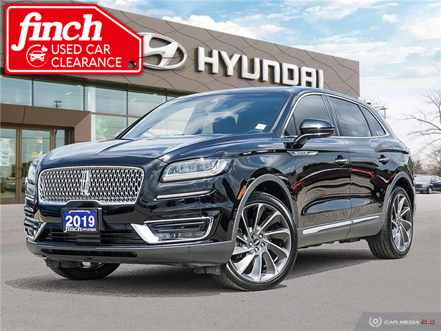 2019 Lincoln Nautilus Reserve (Stk: 101512) in London - Image 1 of 27