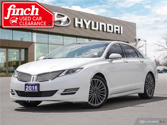 2016 Lincoln MKZ Base (Stk: 101521) in London - Image 1 of 27