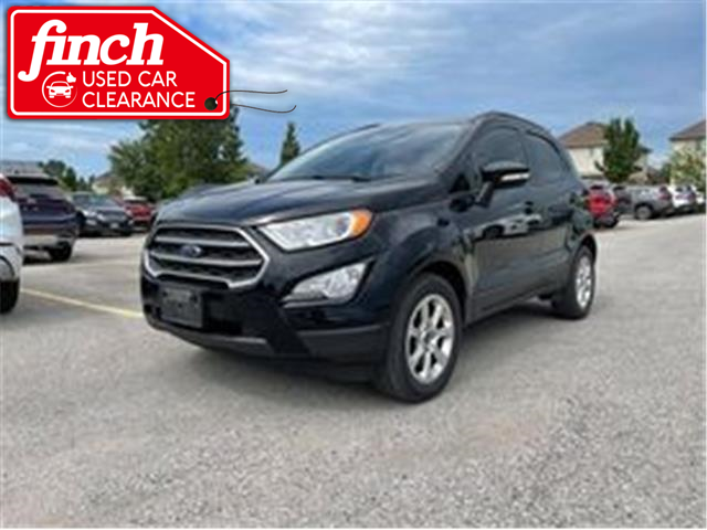 2018 Ford EcoSport SE (Stk: 102675) in London - Image 1 of 5