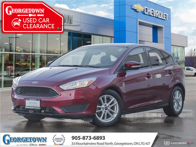 2017 Ford Focus SE (Stk: 32795) in Georgetown - Image 1 of 27