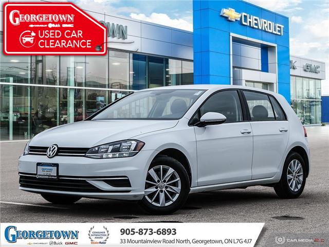 2019 Volkswagen Golf  (Stk: 32593) in Georgetown - Image 1 of 27