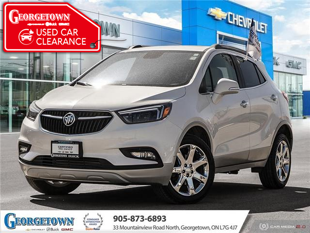 2017 Buick Encore Essence (Stk: 33268) in Georgetown - Image 1 of 27